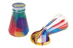 Regenbogen Slime In Reagenzglas