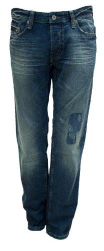 Mustang - Jeans da uomo Michigan Vendimia Envejecido