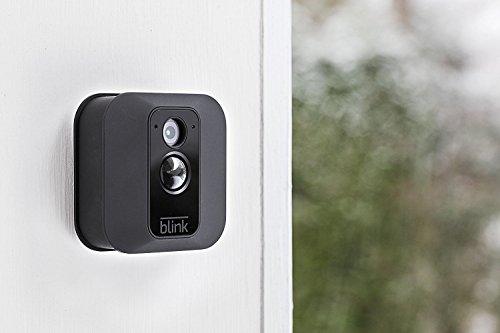 Blink XT System für Videoüberwachung, mit Bewegungserkennung (Batteriebetrieben und lange Laufzeit)
