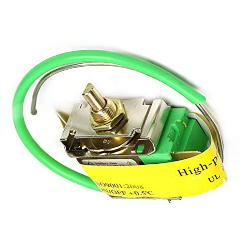 MuChangZi 12 V 24 V Thermostat Drehschalter mit Kapillarrohr Für Auto A/C Klimaanlage Verdampfer Universal -
