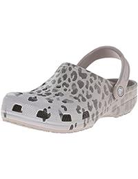 Crocs Classic leopardo Fundido mula