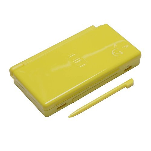 Pikachu Yellow - Nintendo DS Lite Complete Full Housing Shell Case Cover Replacement Kit w/ Free Tools [repair] [nintendo DS lite] by Generic (Lite Ds Pikachu)