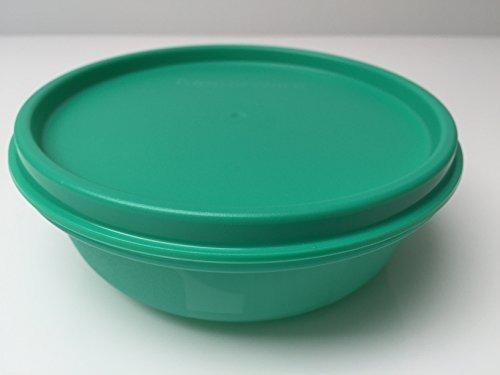 Tupperware Hitparade verschiedene Farben 600ml Dose mit Deckel auslaufsicher mit Hängedeckel (grün)