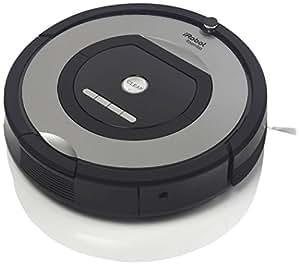irobot roomba 774 aspirateur robot noir gris cuisine maison. Black Bedroom Furniture Sets. Home Design Ideas