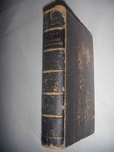 MEDECINE CHIRURGIE: Sexe: La pratique des maladies vénériennes, 1886, BE