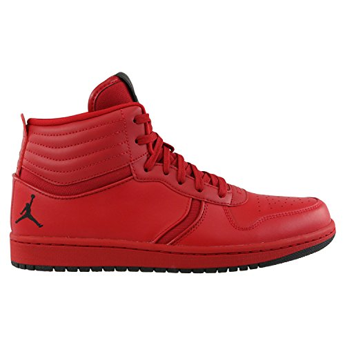 Nike Herren Jordan Heritage Sneaker Rot (palestra Rosso / Nero)