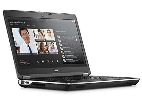Dell Latitude E6440 (14,1 Zoll Notebook, 35,8 cm, Intel Core-i5 4300M, 2x2,6 GHz, 4 GB RAM, 320 GB HDD, Win 10 PRO) (Zertifiziert und Generalüberholt)