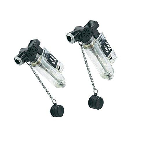 Conrad Electronic Sturmfeuerzeug Pocket Torch Micro Blazer bis 700 Grad 15 min (2 Stück)