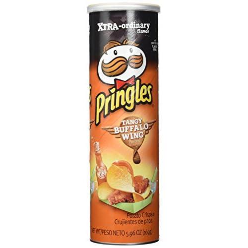 Pringles Xtra Tangy Buffalo Wing 169g 2er Box 2 X 169 G