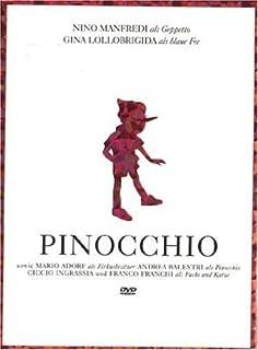 Pinocchio [3 DVDs]