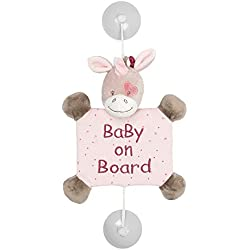 NATTOU NATTOU - Baby On Board Collection Lili La Licorne