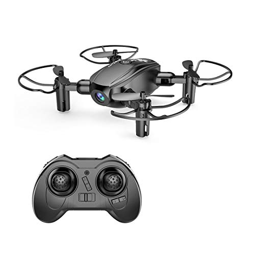 D10WHD Stilvolle Drone WiFi Quadcopter Drone Mobile Fernbedienung 0.3MP HD Kamera Headless Modus Hubschrauber