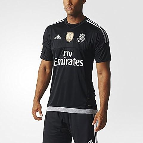 Adidas Real H GKJSY WCT-shirt pour homme S noir/gris
