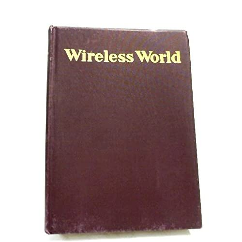 Wireless World: Electronics, Radio, Television. Jan - Dec 1956