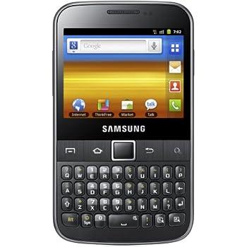 Samsung Galaxy Y Pro B5510 Smartphone 2,6 Zoll cool