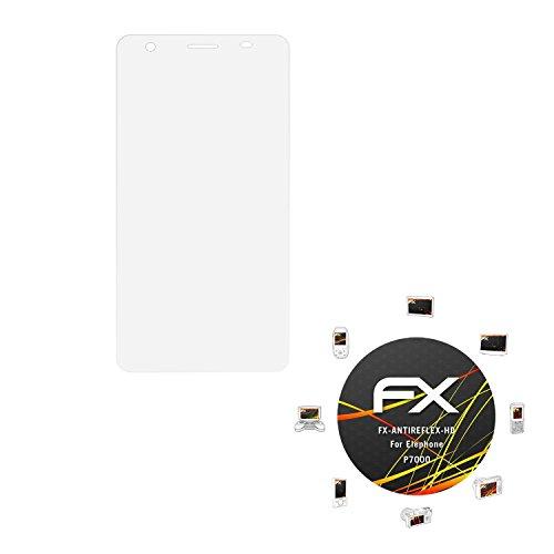 atFolix Schutzfolie kompatibel mit Elephone P7000 Bildschirmschutzfolie, HD-Entspiegelung FX Folie (3X)