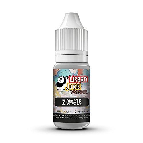 Urban Juice 30ml Aroma Konzentrat kein e liquid Nikotinfrei Zombie Die pure Waldbeeren lassen uns zum Zombie werden.