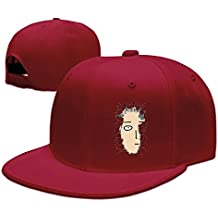 xcarmen The Popular Anime Character One Punch de Man New Fashion Flat along the tiene Red