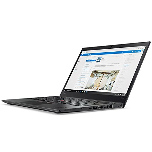 Lenovo ThinkPad t470s, 7ª Generazione di processori intel core i5, 2,60 GHz, 35,6 cm (14), 1920 x 1080 Pixel, 8 GB, 256 GB