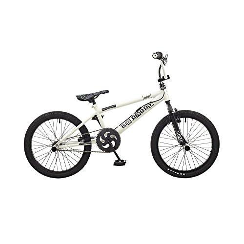 41Kq2uHiQvL. SS500  - Rooster Kids' Big Daddy Bike, Black/White, Medium