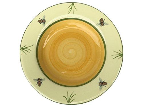 Zeller Keramik Suppenteller Biene