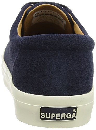 Superga 2804 SUEU, Sneaker Unisex – Adulto Blue (Blue)