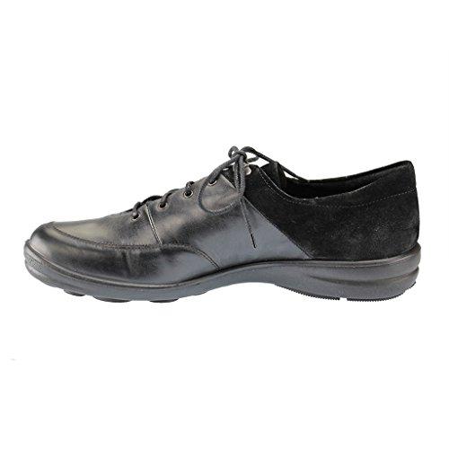 Romika 10203-28 Maddy 03 Low-Top Sneaker donna Schwarz
