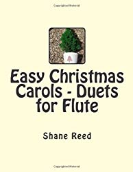 Easy Christmas Carols - Duets for Flute