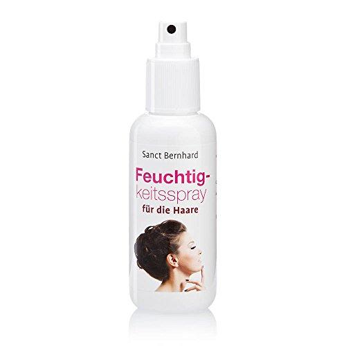 Sanct Bernhard Feuchtigkeits-Spray für die Haare 125 ml