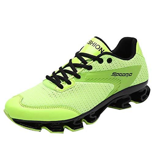 Herren Sneaker,ABsoar Freizeitschuhe Lässige Sportschuhe Männer Freizeitschuhe Atmungsaktive Schuhe Schuhe Outdoor Schuhe Turnschuhe Männer Laufschuhe