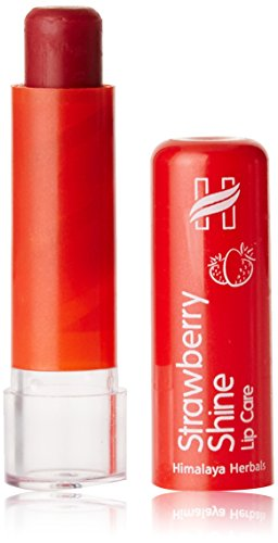 Himalaya Herbals Strawberry Shine Lip Care, 4.5g