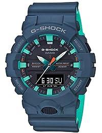 Casio Analog-Digital Black Dial Men's Watch-GA-800CC-2ADR (G920)