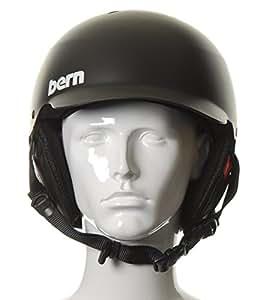 Bern Watts EPS neige vélo Noir Mat M5EWABK Audio sans fil Taille M