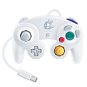 Super Smash Bros. Nintendo GameCube Controller, White [Japan Import]