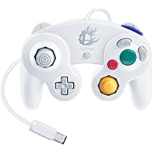 Manette GameCube Blanche - édition Super Smash Bros.