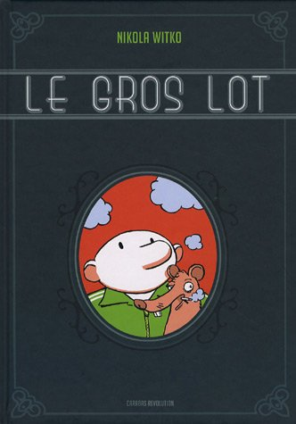 Le gros lot : Une aventure de Willy Baraka