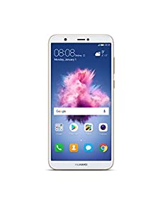Huawei P Smart 5.65-Inch 3 GB 13 MP UK SIM-Free Smartphone - Gold