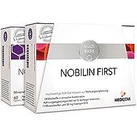 NOBILIN First Kombipackung Kapseln 2X2X60 St preisvergleich bei billige-tabletten.eu