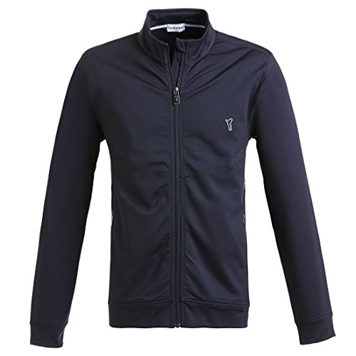 golfino-herren-golf-fleecejacke-mit-techno-stretch-in-regular-fit-blau-xl