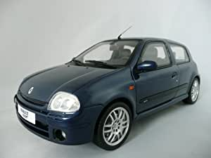 Otto Mobile - OT047 - Véhicule Miniature -  Renault Clio RS Phase 1  -  Echelle 1/18