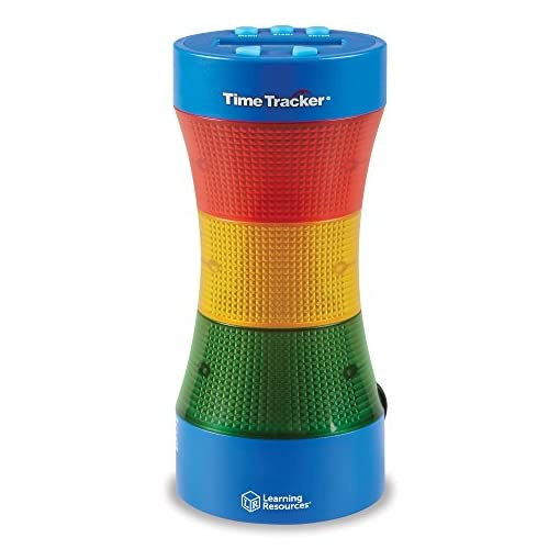 Learning-Resources-Time-Tracker-Visual-Timer-Uhr