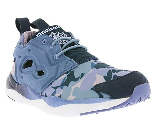 Reebok Classic Furylite Candy Girl Schuhe Damen Sneaker Turnschuhe Blau V68792 Blau