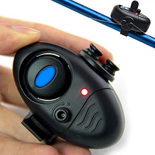 Leyeet 1 Stück Angeln Alarm Werkzeug Elektronische Angelrute Beißen Led Anzeige Sound Alarm Nachtangeln Beißen Alarm Werkzeug Angeln Helfer