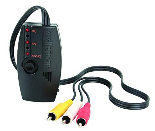 VELLEMAN - K8025 Video Muster Generator 840227 -