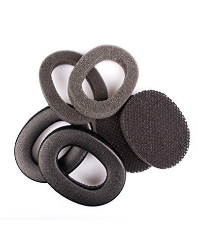 3M Peltor Ohrenschützer Hygiene Kit HY79, Black Earseals, 1 kt / cs -