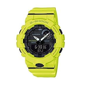 Casio Reloj Digital para Hombre de Cuarzo con Correa en Resina GBA-800 de Casio