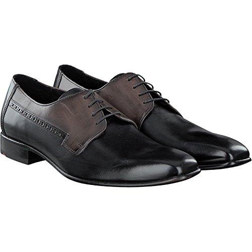 Lloyd  2666913, Chaussures de ville à lacets pour homme Noir