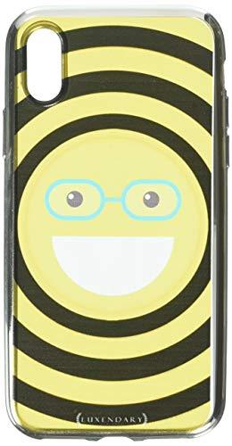 Luxendary Schutzhülle für iPhone X, Chrom/silberfarben