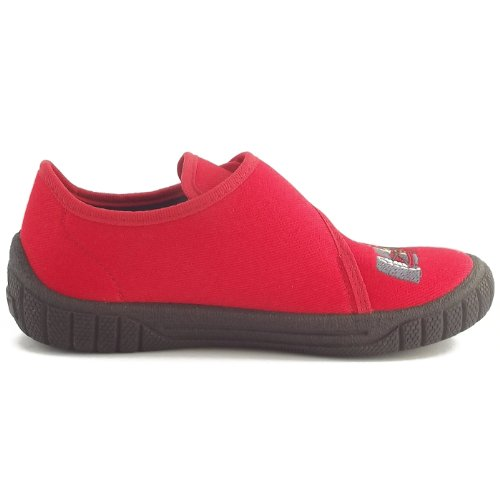 Superfit Bill, Chaussons bas mixte enfant fire-rot