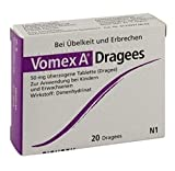 Vomex A Dragees Sparpackung 3x20 Dragees plus...